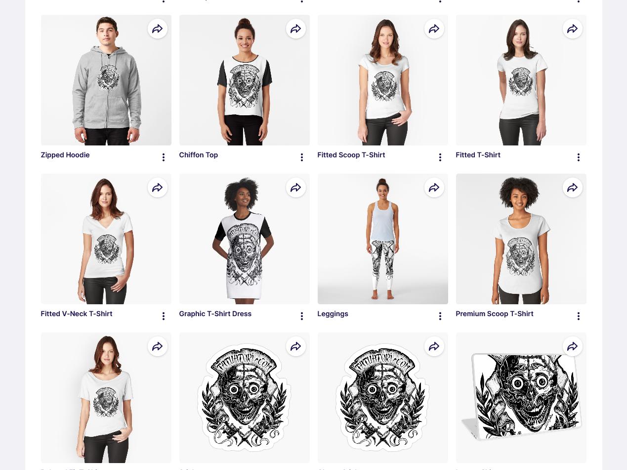 Magliette adesivi mascherine tazze e altro by Tatuatori.com