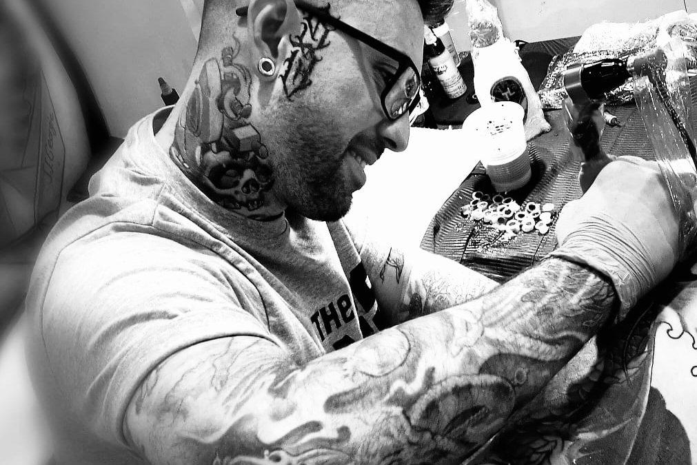 Amaro tattoos intervista tatuatori.com