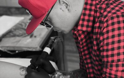 Interviste ai Tatuatori : Yeyotattooartist (Salamone Valerio)